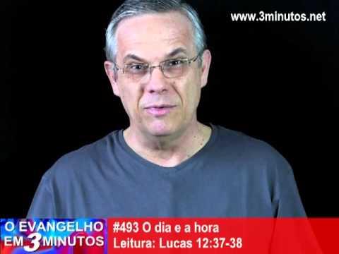 #493 O dia e a hora da vinda de Jesus
