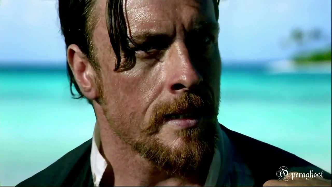 Toby Stephens Captain Flint Black Sails YouTube