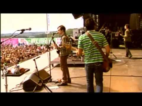 Weezer - 01 - In the garage (live Rock am Ring 2005)