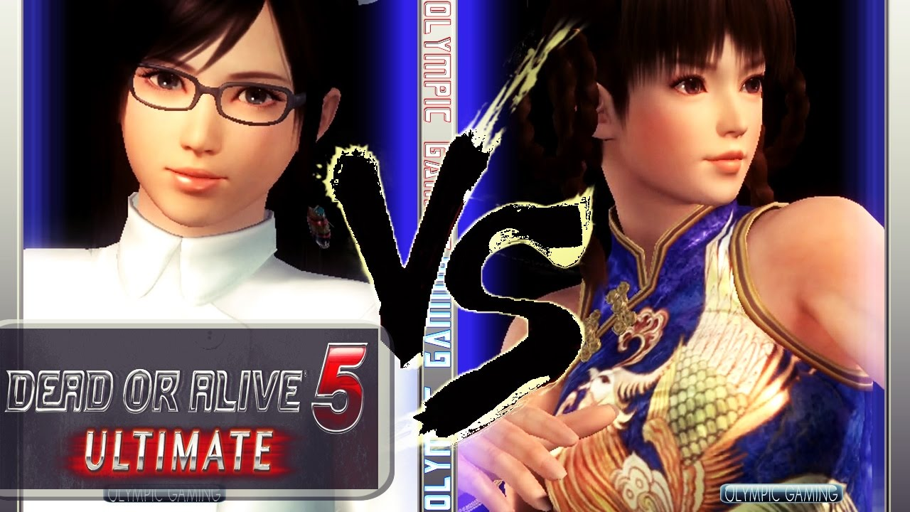 Dead or Alive 5 Ultimate: Artemisx (Leifang) Vs xOG ... Doa5 Ultimate Kokoro