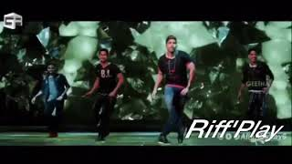 Joy Bangla jitbe abar nouka By Allu Arjun in his own style