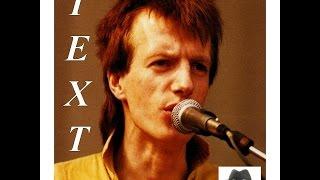 """TEXT - Mur (Vagn """"Zip"""" Hansen) 1983"""