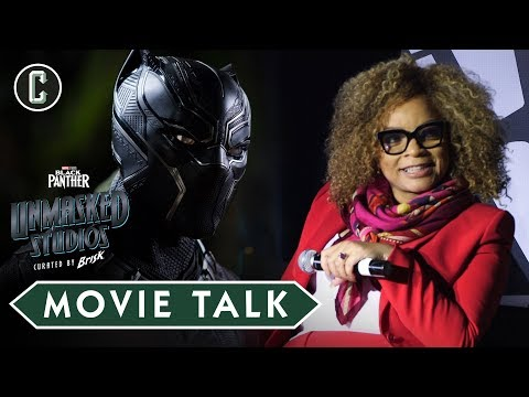 Black Panther Special With Costume Designer Ruth E. Carter ...