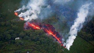 Hawaii : nouvelles fissures volcaniques