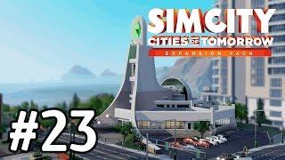 SimCity 5 - CONSTRUIMOS O PARQUE DE BALONISMO