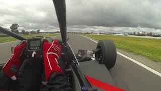 Hyper X1 Racer - Winton Raceway Australia - 3 laps