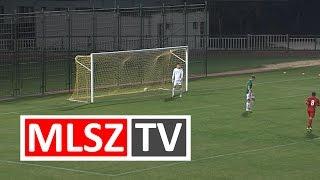 FC Ajka - Dunaújváros | 0-6 | Merkantil Bank NB II | 12. forduló | MLSZ TV
