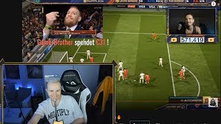 GamerBrother spendet ERNE (FEELFIFA) Trost und 31 EURO | REALTALK