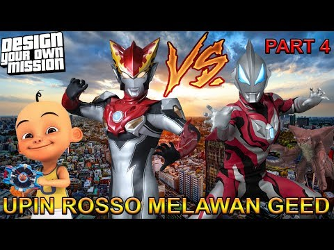 download UPIN ROSSO MELAWAN ULTRAMAN GEED !!! (PART 4) - GTA ULTRAMAN INDONESIA