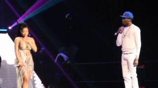 Nicki Minaj and Meek Mill - Bad For You (Live @ Barclays)