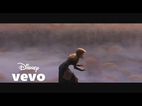 """The Next Right Thing"" ULTRA HD LYRIC FROZEN 2 VIDEO ANNA LOSES ELSA & OLAF -CAN SHE GET OUT OF CAVE"