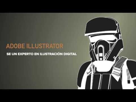 ¿Quieres ser un experto en ilustración digital? Aprende Adobe Illustrator desde cero