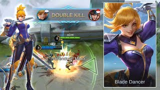 Fanny Reworked/Revamped Gameplay | Mobile Legends