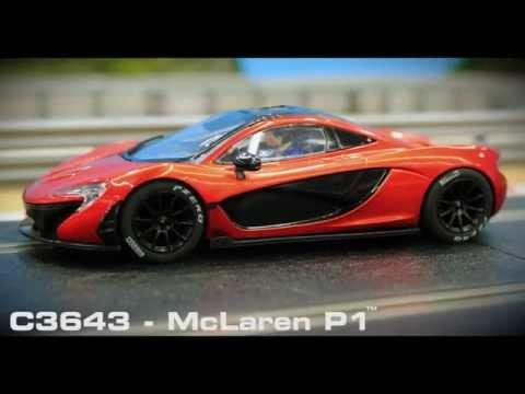 Scalextric C3643   Mclaren P1