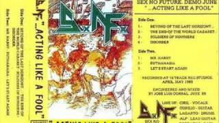S.N.F(CHILE)-The End of the World Cabaret(1989)