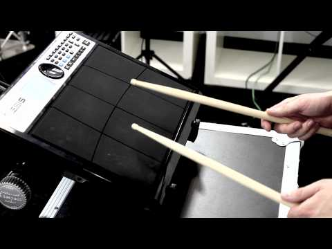 Alesis Performance Pad Pro Official