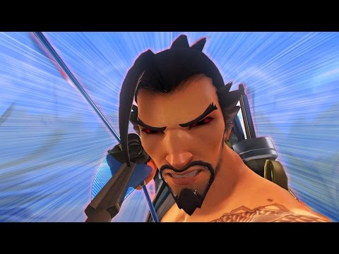 [Overwatch] The Hidden Hanzo