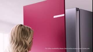 The New Vario Style Bottom Freezer Fridge from Bosch