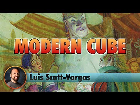 Modern Cube Draft | Channel LSV
