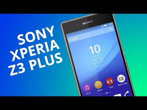 Sony Xperia Z3 Plus, o Z3 com algo a mais [Análise]