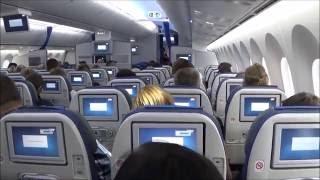 Boeing 787 Dreamliner ,lot do Tajlandii