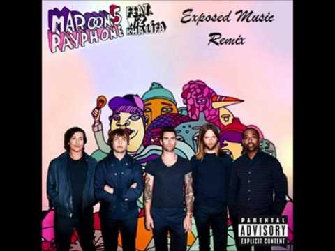 Maroon 5 ft. Wiz Khalifa - Payphone (Exposed Music Remix Edit)