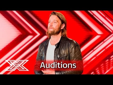 Can James Wilson overcome his nerves? | Auditions Week 1 | The X Factor UK 2016