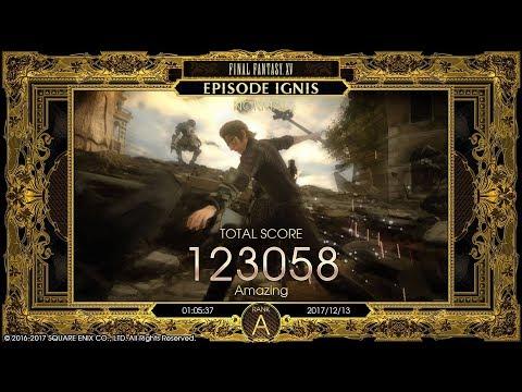 Final Fantasy XV: Episode Ignis (Alternate Ending)