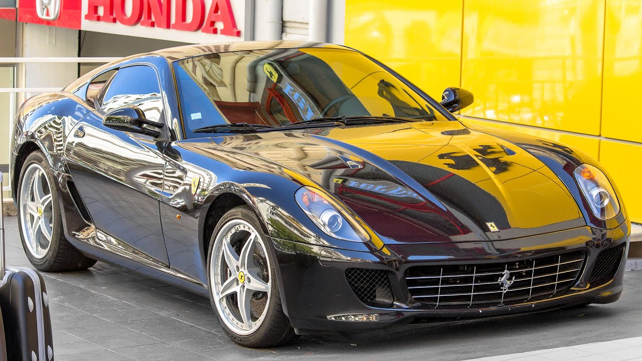 Ferrari 599 gtb fiorano hgte review 2016 hq