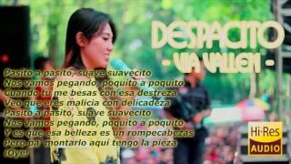 Justin Bieber Despacito ft Luis Fonsi Daddy Yankee Lyrics Cover Via Vallen