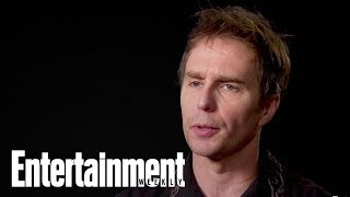 Martin McDonagh, Sam Rockwell On Getting The Tone Right In 'Three Billboards' | Entertainment Weekly