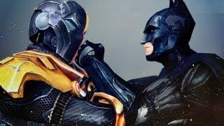 Batman: Arkham Origins. Как Победить Дефстроука (Deathstroke) легко за 5 минут.