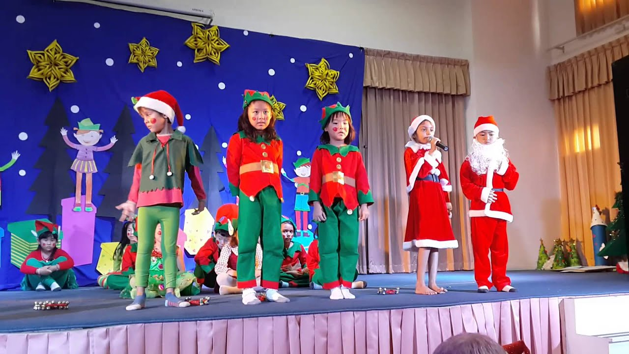 Charter International School Christmas Show Youtube