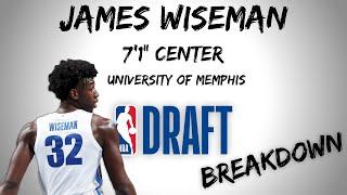 James Wiseman Draft Scouting Video | 2020 NBA Draft Breakdowns