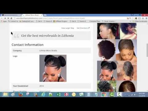Black Hairstylist Directory - PROFILE REVIEWS