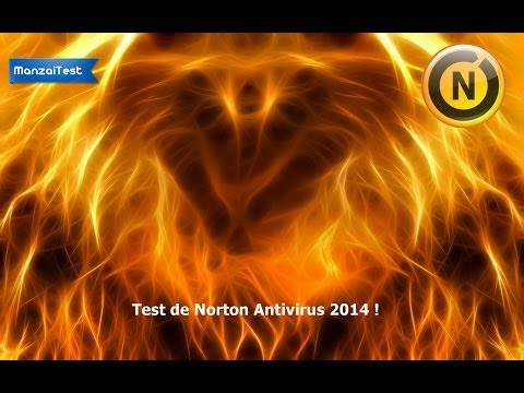 [Test] Norton Antivirus 2014