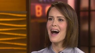 Sarah Paulson Interview: American Horror Story | TODAY