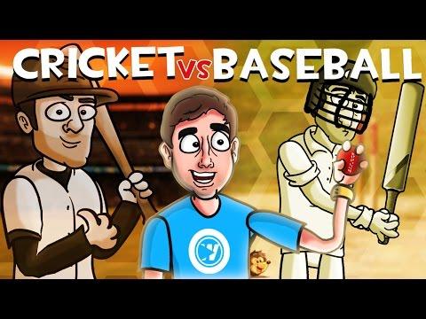 CRICKET vs. BASEBALL | Bad British Commentary