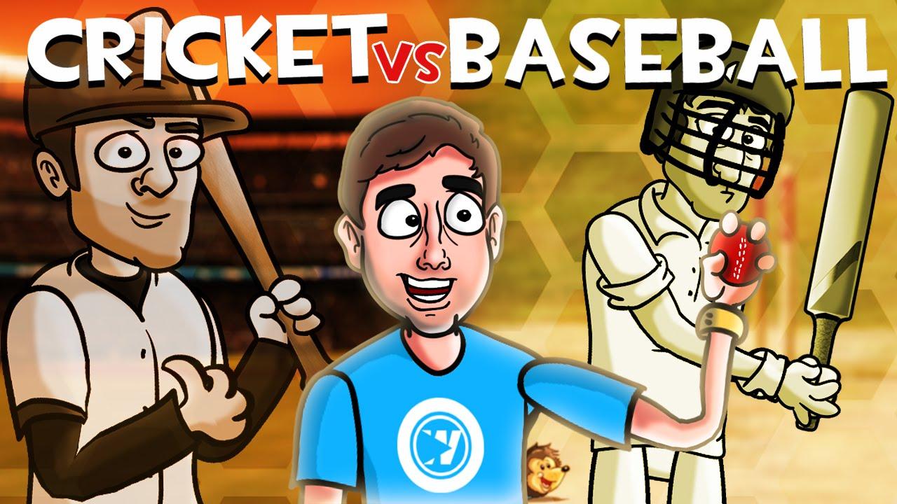 Comparison of baseball and cricket