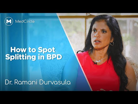How to Recognize Splitting In Borderline Personality Disorder
