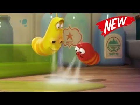 Ấu Trùng Tinh Nghịch Larva | Thánh Xà Phòng | Larva Terbaru Cartoon Movie