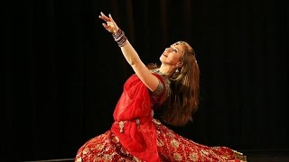 In Lamhon Ke Daaman Mein dance choreo by Kinga Malec