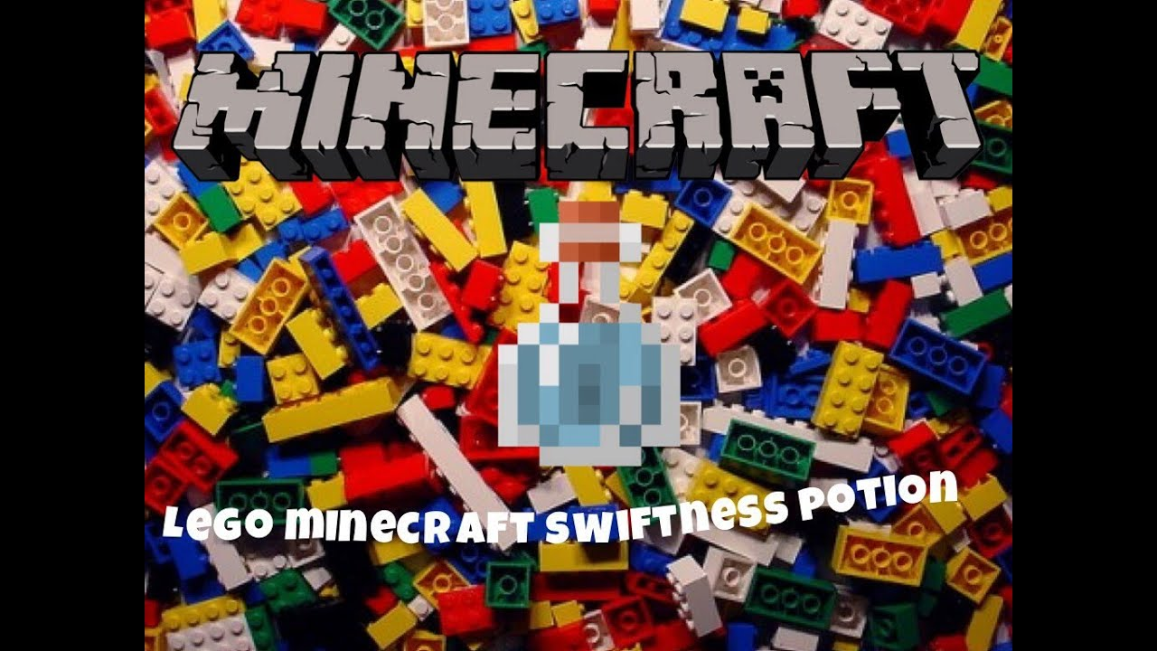 how to make swiftness potion minecraft