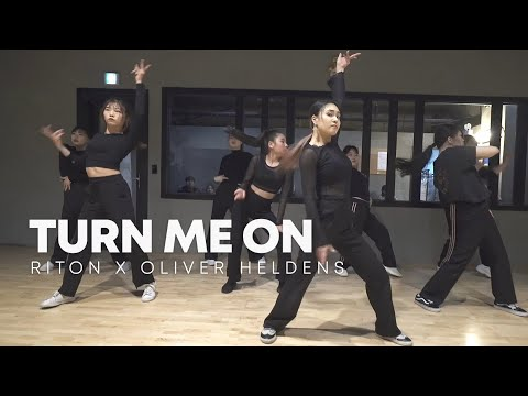 Riton X Oliver Heldens - Turn Me On / ITsMe Choreography