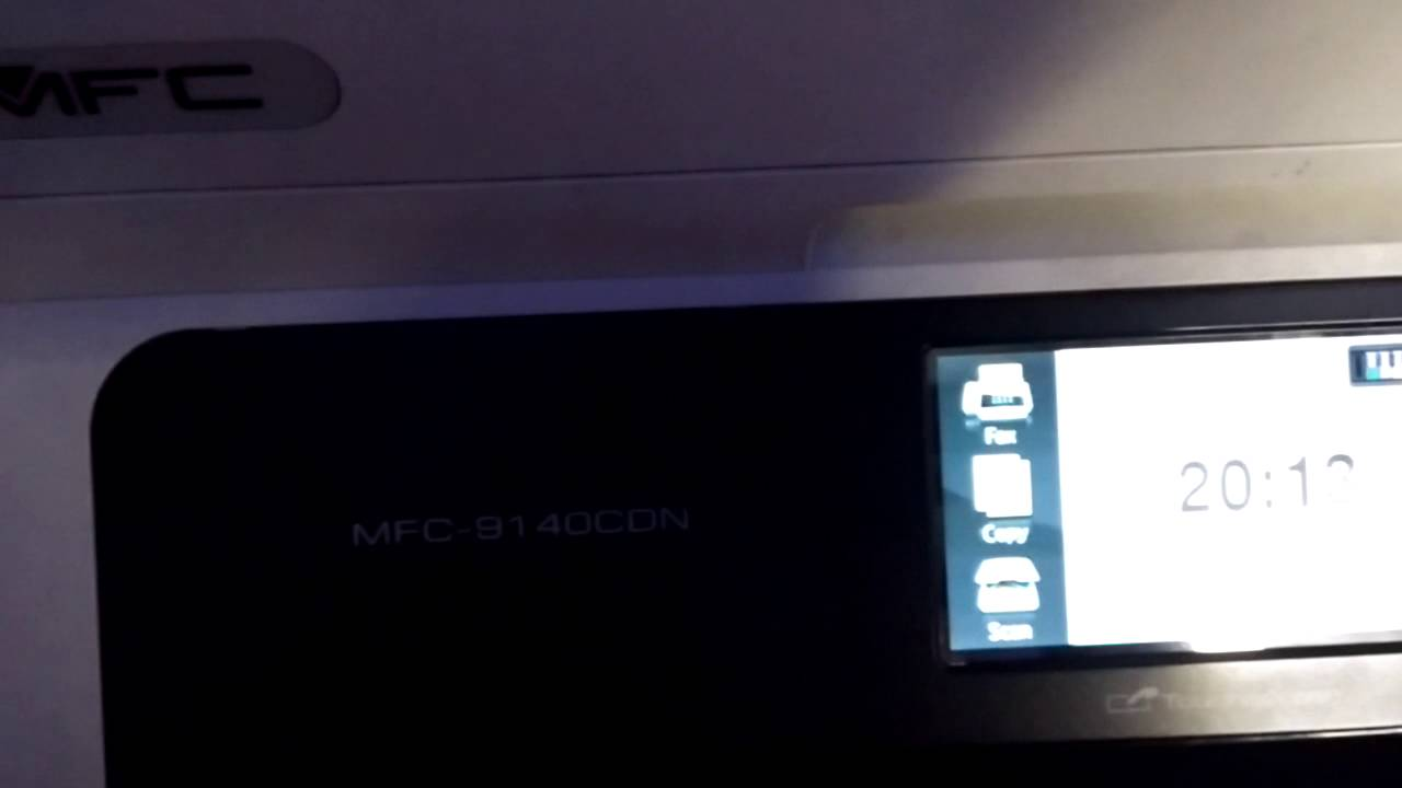 How to reset brother mfc 9140 ,9330 printer toner