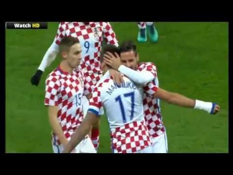Sj.Irska - Hrvatska 0:3 (Audio: MPThompson - Lijepa li si)