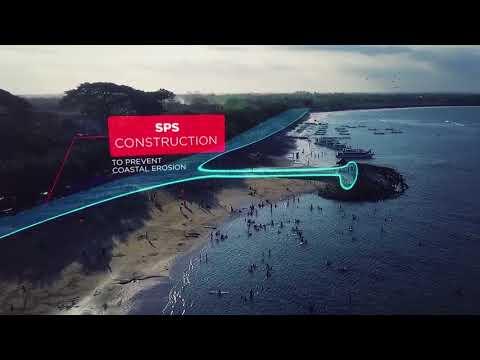 SPS Coastal Erosion Protection
