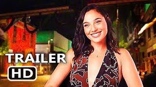 "JUSTICE LEAGUE ""Wonder Woman New Car"" Trailer (2017) Gal Gadot, Superhero Movie HD"