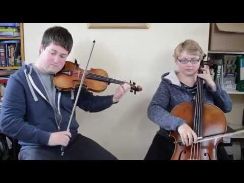 7 Years Violin and Cello cover