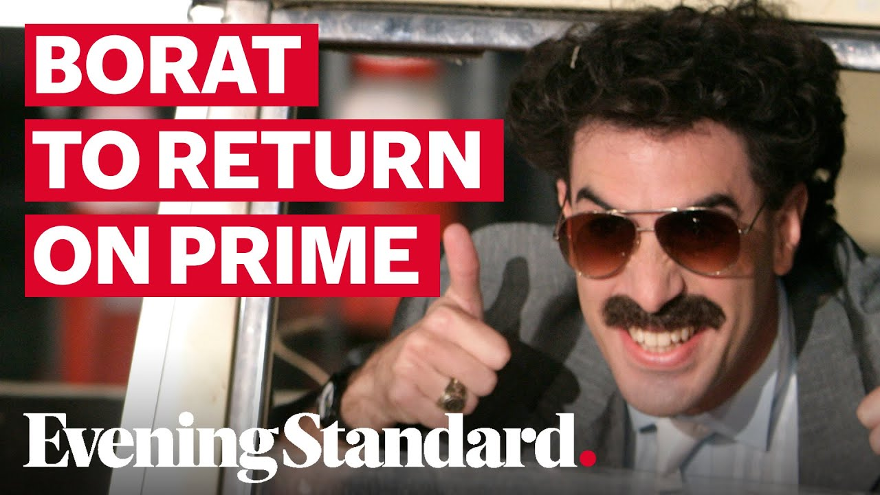 Sacha Baron Cohen: Borat sequel to premier on Amazon Prime